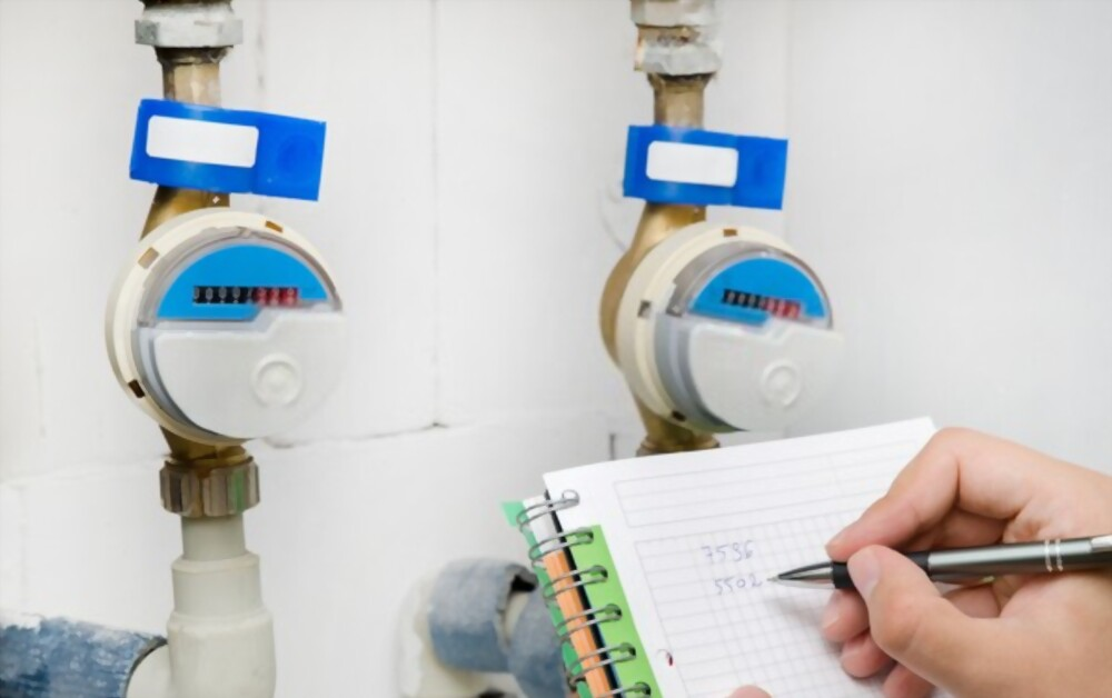 Wireless Water Meters